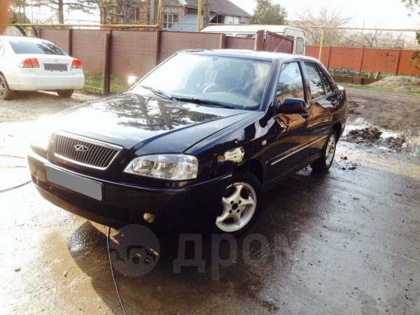 Chery Amulet A15, 2007 год, 138 000 руб.