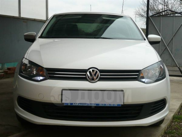 Volkswagen Polo, 2011 год, 435 000 руб.