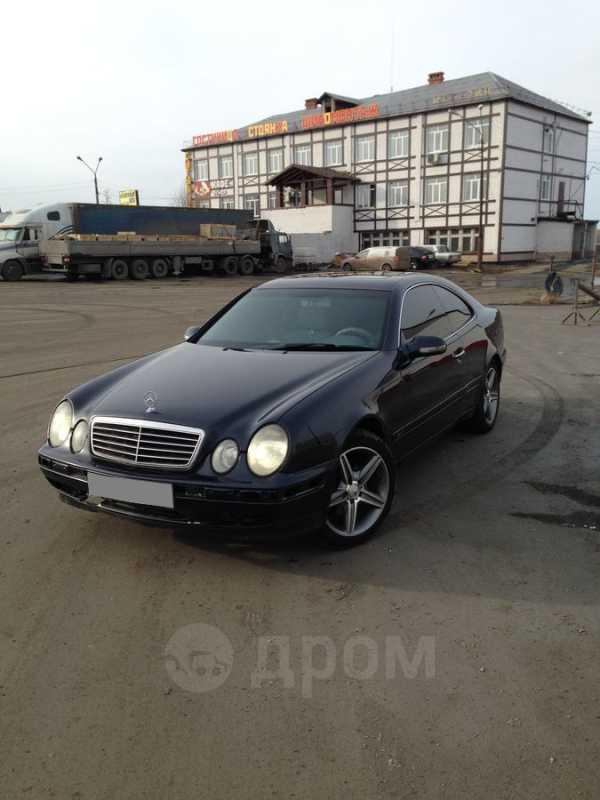 Mercedes-Benz CLK-Class, 2000 год, 380 000 руб.