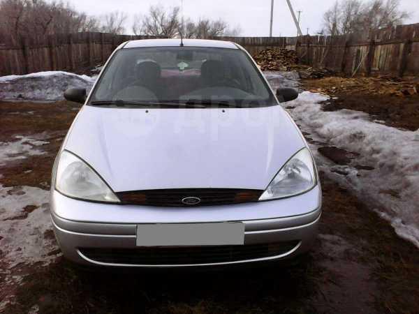 Ford Focus, 2002 год, 245 000 руб.