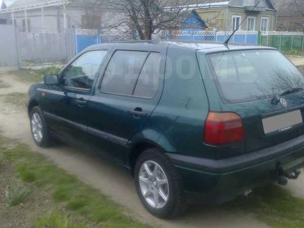 Volkswagen Golf, 1995 год, 130 000 руб.