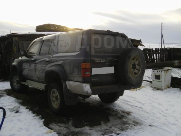 Toyota Hilux Surf, 1993 год, 345 000 руб.
