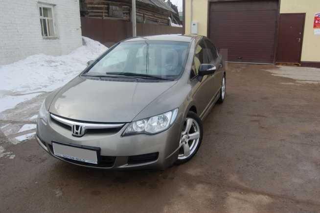 Honda Civic, 2008 год, 385 000 руб.