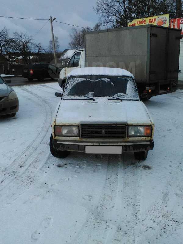 Лада 2107, 2010 год, 60 000 руб.