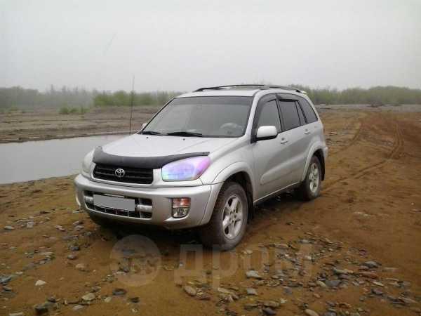 Toyota RAV4, 2001 год, 470 000 руб.