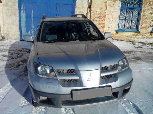 Mitsubishi Outlander, 2004 год, 420 000 руб.