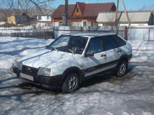 Лада 2109, 1992 год, 20 000 руб.