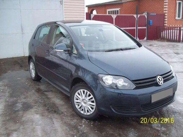 Volkswagen Golf Plus, 2012 год, 680 000 руб.