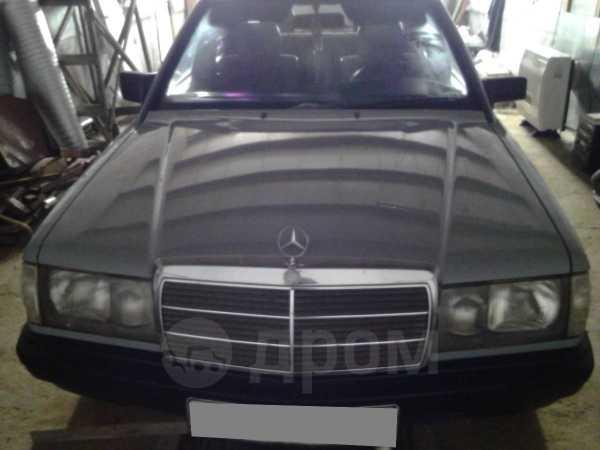 Mercedes-Benz 190, 1989 год, 155 000 руб.