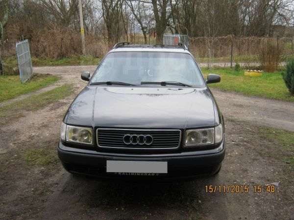 Audi 100, 1994 год, 230 000 руб.