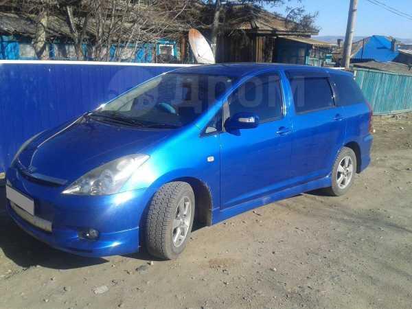 Toyota Wish, 2004 год, 485 000 руб.