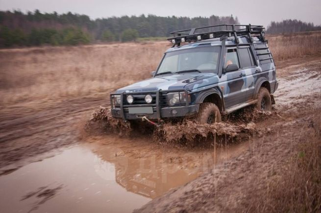 Land Rover Discovery, 2000 год, 350 000 руб.