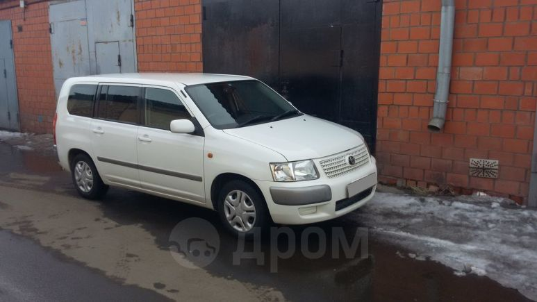 Toyota Succeed, 2003 год, 307 000 руб.