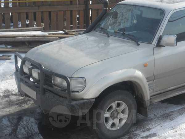 Toyota Land Cruiser, 1997 год, 850 000 руб.