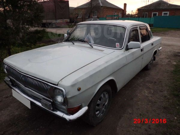 ГАЗ 24 Волга, 1989 год, 43 000 руб.