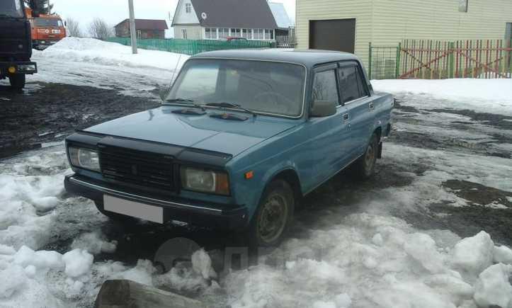 Лада 2107, 2004 год, 67 000 руб.