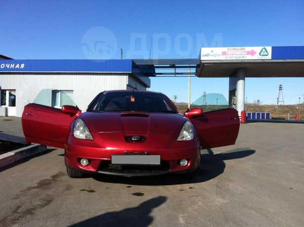 Toyota Celica, 2001 год, 367 000 руб.