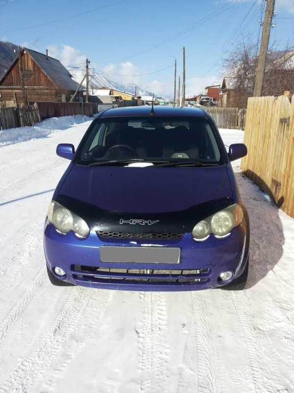 Honda HR-V, 2001 год, 290 000 руб.