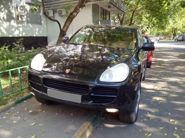 Porsche Cayenne, 2003 год, 430 000 руб.