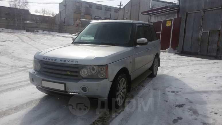 Land Rover Range Rover Evoque, 2006 год, 850 000 руб.