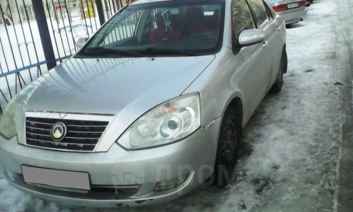 Geely Vision, 2008 год, 160 000 руб.