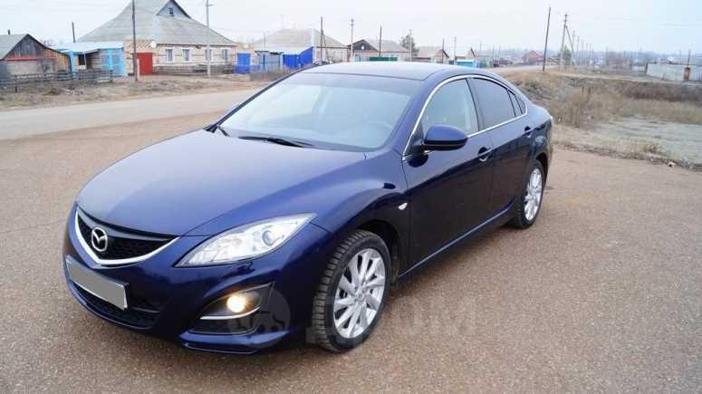 Mazda Mazda6, 2012 год, 690 000 руб.