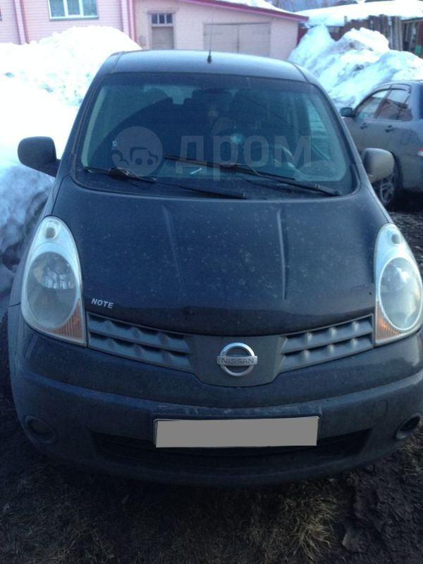 Nissan Note, 2006 год, 300 000 руб.