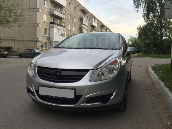 Opel Corsa, 2006 год, 215 000 руб.