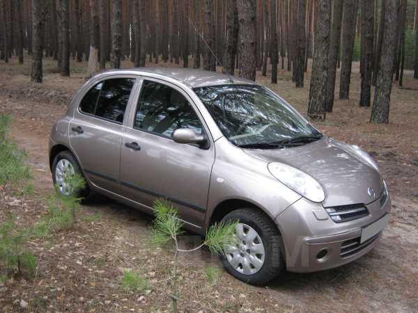 Nissan Micra, 2006 год, 278 000 руб.