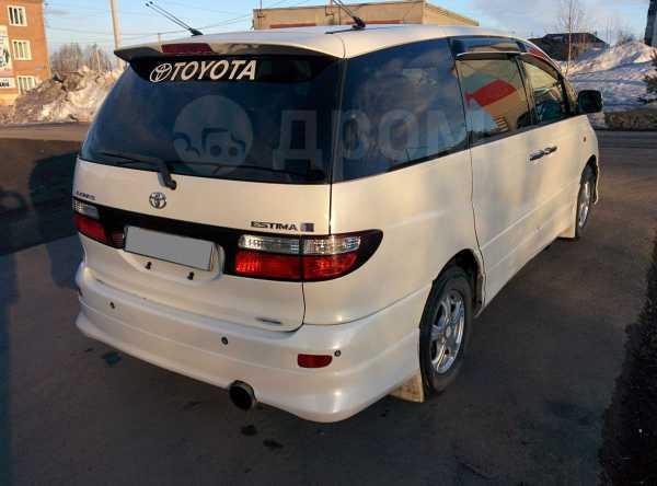 Toyota Estima, 2001 год, 460 000 руб.
