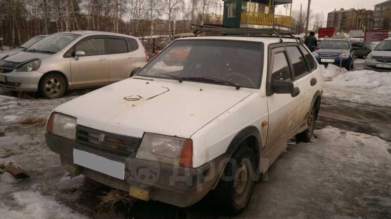 Лада 2109, 1990 год, 18 000 руб.