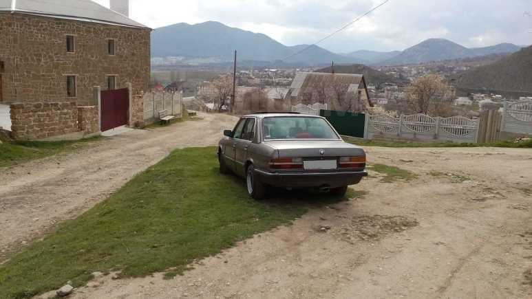 BMW 5-Series, 1987 год, 70 000 руб.