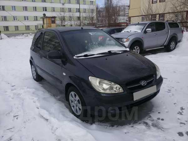 Hyundai Getz, 2007 год, 185 000 руб.