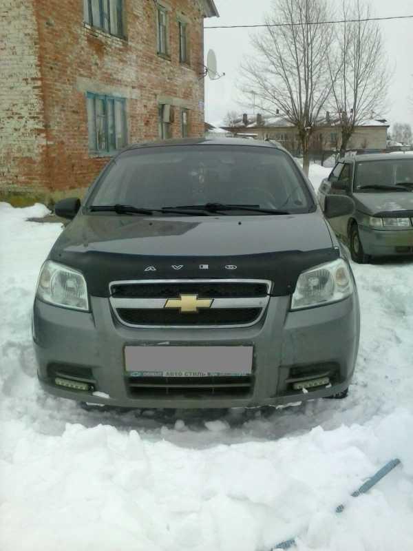 Chevrolet Aveo, 2011 год, 265 000 руб.