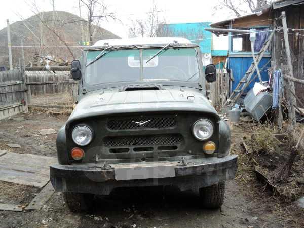 УАЗ 469, 1987 год, 70 000 руб.