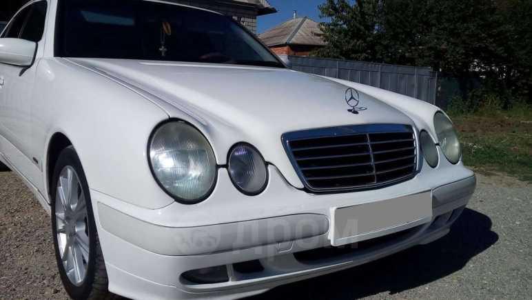 Mercedes-Benz E-Class, 2000 год, 419 000 руб.