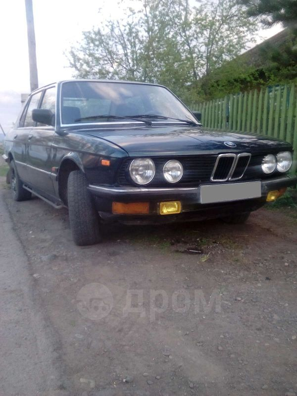 BMW 5-Series, 1983 год, 100 000 руб.