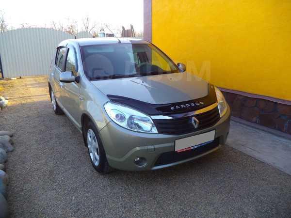 Renault Sandero, 2012 год, 380 000 руб.