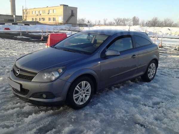 Opel Astra GTC, 2007 год, 315 000 руб.