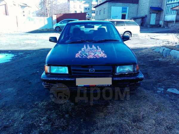 Mazda Familia, 1990 год, 45 000 руб.