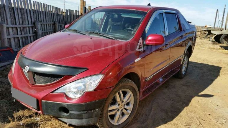SsangYong Actyon Sports, 2010 год, 320 000 руб.