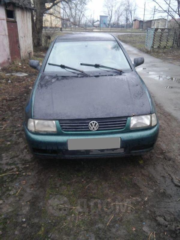 Volkswagen Polo, 1998 год, 85 000 руб.