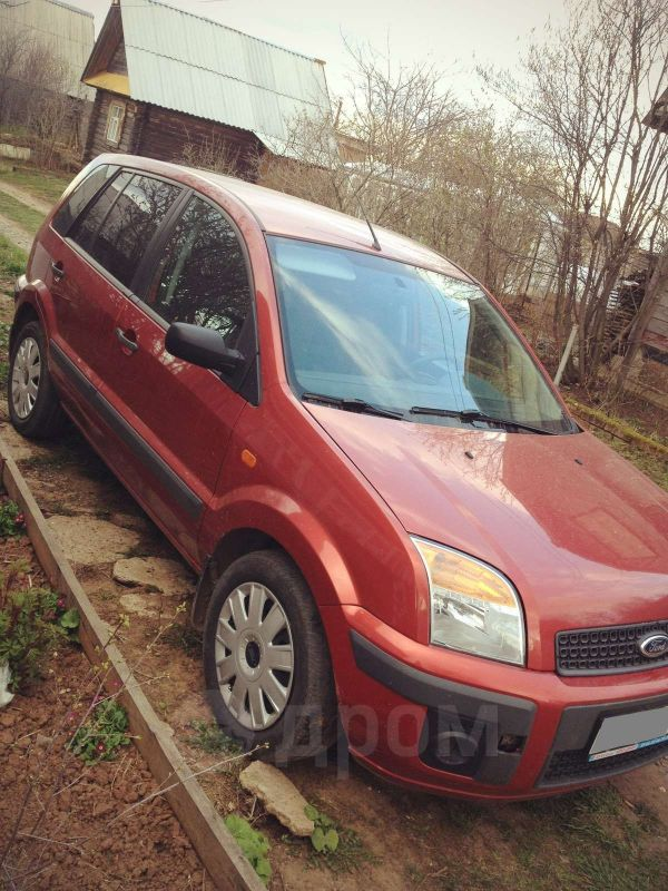 Ford Fusion, 2007 год, 239 000 руб.