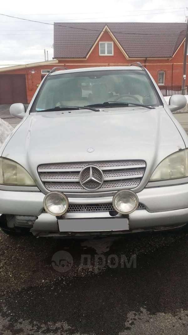 Mercedes-Benz M-Class, 1998 год, 380 000 руб.