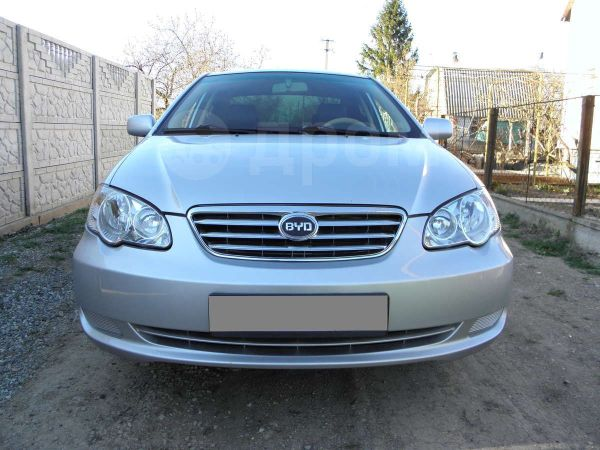 BYD F3, 2013 год, 350 000 руб.