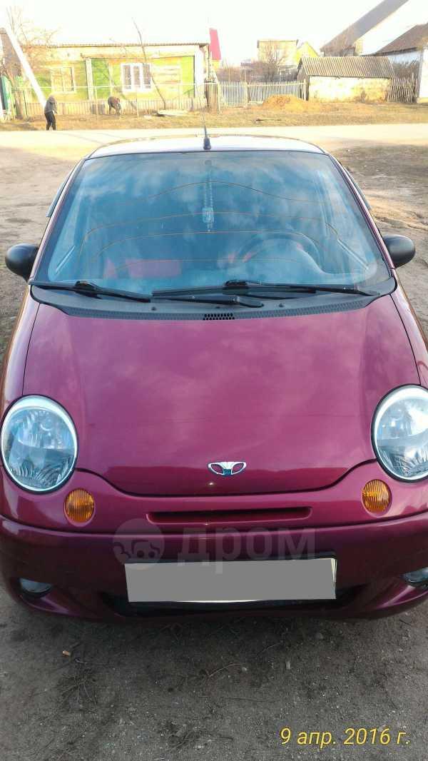 Daewoo Matiz, 2006 год, 95 000 руб.