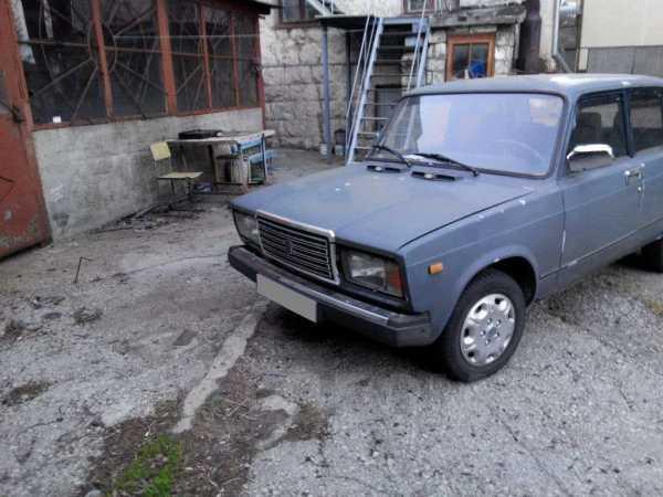 Лада 2107, 1991 год, 40 000 руб.