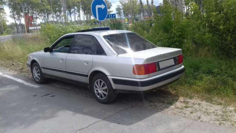 Audi 100, 1991 год, 180 000 руб.