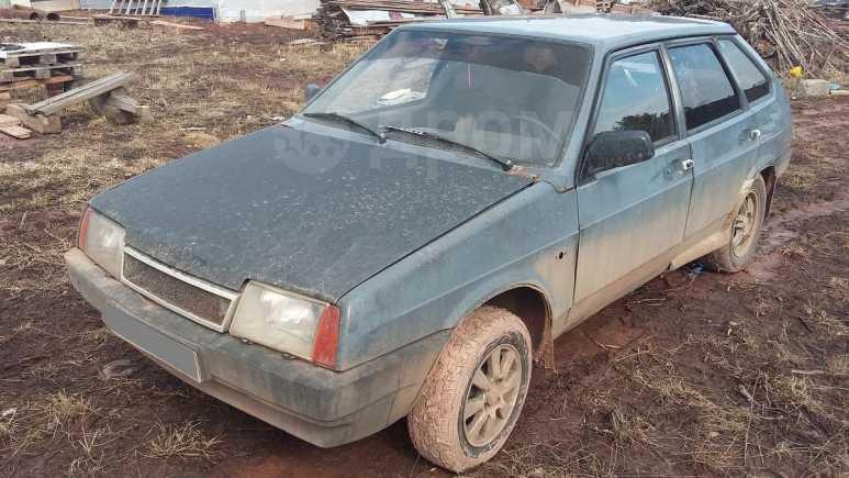 Лада 2109, 1987 год, 25 000 руб.