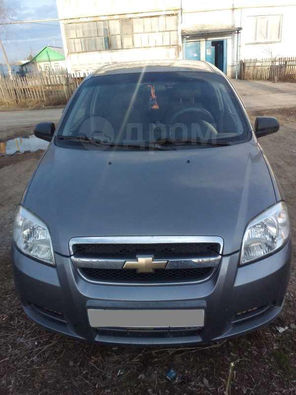 Chevrolet Aveo, 2008 год, 220 000 руб.
